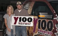 Carrie Underwood at the Resch Center With Y100 8