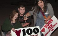 Carrie Underwood at the Resch Center With Y100 6