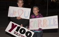 Carrie Underwood at the Resch Center With Y100 14