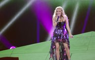 Carrie Underwood at the Resch Center With Y100 25