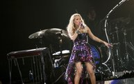 Carrie Underwood at the Resch Center With Y100 3