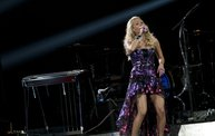 Carrie Underwood at the Resch Center With Y100 5