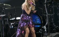 Carrie Underwood at the Resch Center With Y100 12
