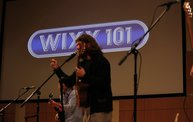 WIXX Christmas Wish Benefit Show with Casey Abrams :: 9/26/12 2