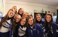 North Vermillion Cheer Team 5