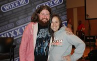 WIXX Christmas Wish Benefit Show with Casey Abrams :: 9/26/12 11