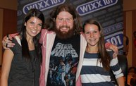 WIXX Christmas Wish Benefit Show with Casey Abrams :: 9/26/12: Cover Image