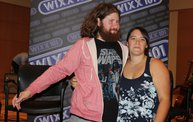 WIXX Christmas Wish Benefit Show with Casey Abrams :: 9/26/12 15