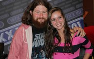 WIXX Christmas Wish Benefit Show with Casey Abrams :: 9/26/12 18