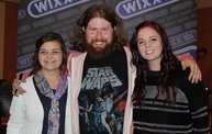 WIXX Christmas Wish Benefit Show with Casey Abrams :: 9/26/12 23