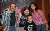 WIXX Christmas Wish Benefit Show with Casey Abrams :: 9/26/12 16