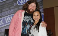 WIXX Christmas Wish Benefit Show with Casey Abrams :: 9/26/12 22