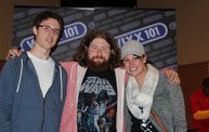 WIXX Christmas Wish Benefit Show with Casey Abrams :: 9/26/12 3