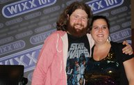 WIXX Christmas Wish Benefit Show with Casey Abrams :: 9/26/12 9