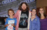 WIXX Christmas Wish Benefit Show with Casey Abrams :: 9/26/12 1