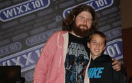 WIXX Christmas Wish Benefit Show with Casey Abrams :: 9/26/12 12