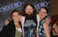 WIXX Christmas Wish Benefit Show with Casey Abrams :: 9/26/12 17