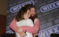 WIXX Christmas Wish Benefit Show with Casey Abrams :: 9/26/12 29
