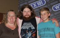 WIXX Christmas Wish Benefit Show with Casey Abrams :: 9/26/12 20