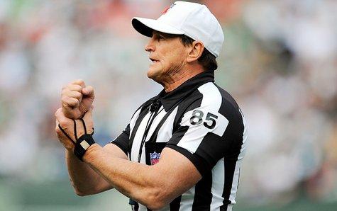 Veteran NFL Official Ed Hochuli