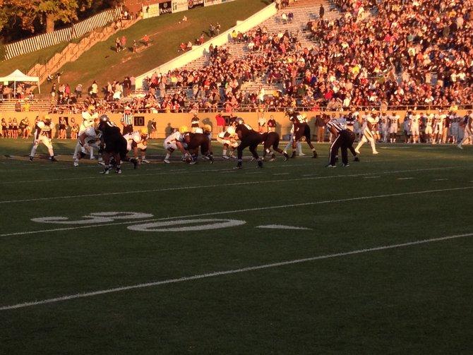 WMU v Toledo 9-29-12