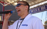 WIXX @ Octoberfest in Appleton :: 9/29/12 12
