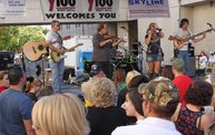 Y100 @ Octoberfest 2012 in Downtown Appleton 13
