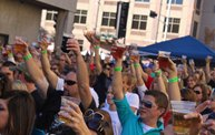 Y100 @ Octoberfest 2012 in Downtown Appleton 10