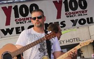 Y100 @ Octoberfest 2012 in Downtown Appleton 8