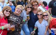 Y100 @ Octoberfest 2012 in Downtown Appleton 5