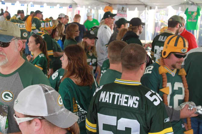 Packers vs. Saints :: 9/30/12