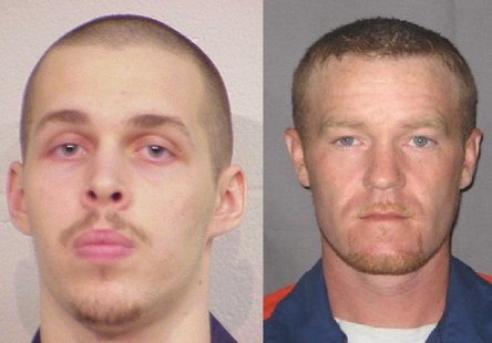 Gregory Bradshaw (L) and Kenneth Grauman (R) (photos courtesy Michigan Department of Corrections)