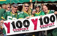 Y100 Tailgate Party at Brett Favre's Steakhouse :: Packers vs. Saints 22