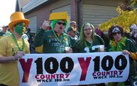 Y100 Tailgate Party at Brett Favre's Steakhouse :: Packers vs. Saints 21