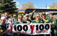 Y100 Tailgate Party at Brett Favre's Steakhouse :: Packers vs. Saints 17