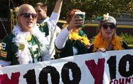 Y100 Tailgate Party at Brett Favre's Steakhouse :: Packers vs. Saints 15