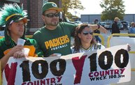 Y100 Tailgate Party at Brett Favre's Steakhouse :: Packers vs. Saints 14