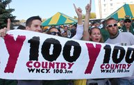Y100 Tailgate Party at Brett Favre's Steakhouse :: Packers vs. Saints 9