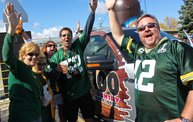 Y100 Tailgate Party at Brett Favre's Steakhouse :: Packers vs. Saints 7