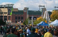Y100 Tailgate Party at Brett Favre's Steakhouse :: Packers vs. Saints 5