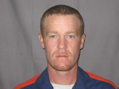 32-year-old Kenneth Grauman (photo courtesy of the Michigan Department of Correction}