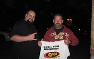Q106 at Jackson's Underworld (9-29-12) 2