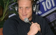 1 on 1 With The Boys :: 10/4/12 :: AJ Hawk 11