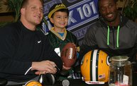 1 on 1 With The Boys :: 10/4/12 :: AJ Hawk 27