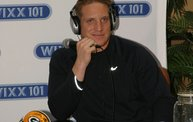 1 on 1 With The Boys :: 10/4/12 :: AJ Hawk 17
