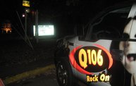 Q106 at Jackson's Underworld (10-4-12) 6