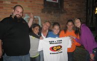 Q106 at Jackson's Underworld (10-4-12) 8