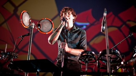 Image courtesy of Gotye.com (via ABC News Radio)