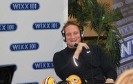 1 on 1 With The Boys :: 10/4/12 :: AJ Hawk 9
