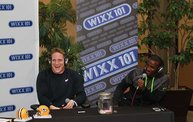 1 on 1 With The Boys :: 10/4/12 :: AJ Hawk 6